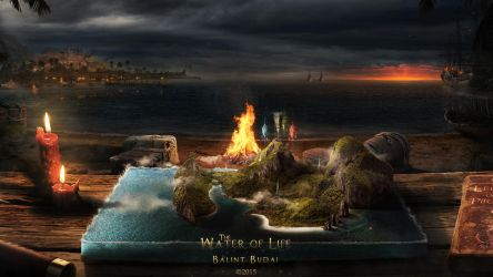 The Water of Life by balint4