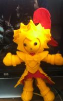 Ornstein PLUSHIE! by EvilDei