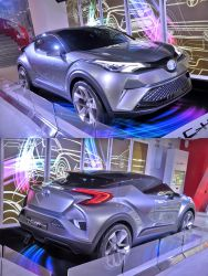 C-HR Concept by zynos958