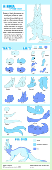 Rindea Species Sheet (please read desc.) by ufohouse