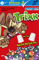Commission: The Trix Lopunny by GAmesterAxela