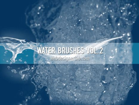 Water Brushes Vol. 2 by xara24