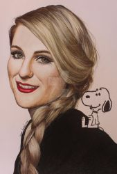 Meghan Trainor by jardc87