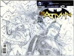 CGC Batman Cover Opps - Gotham Femmes by werder