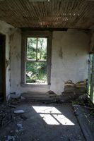 Holton Abandoned House 12 by Falln-Stock