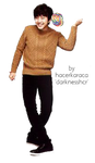 PNG#05 - Lee Junho 2 by darknesshcr