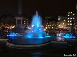 Trafalgar Sq by penfold73