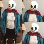 Sans Cosplay by JudgeChaos