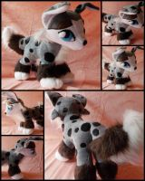 RiiOT Plush Commission by nightelfy