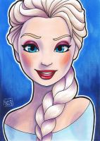 The Cold Never Bothered Me Anyway by GenevieveKay