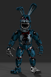 Nootmare Bonnie by EverythingAnimations