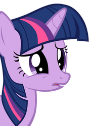 What are you doing?-Twilight Sparkle Vector 1 by CommyPink