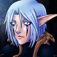 Ylaziel WoW Avatar by miyakookami
