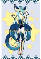 Custom Adopt 1 by le-pink-piglet