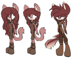 Mira and Devil Ref by Nightshade-warroir