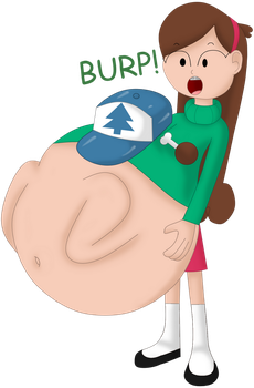 Mabel ate Dipper by GirlsVoreBoys