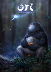 Naru - Ori and the Blind Forest by eloel