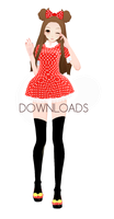 [600watchergave] Minnie Mouse Download by ThisisKENZ