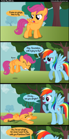 come fly with me. by Coltsteelstallion