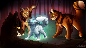 Waiting by the Phone - Warrior Cats by OatsAndToast
