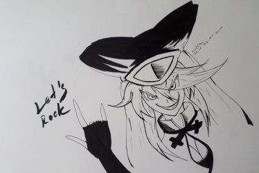 Ramlethal Valentine by LordCha