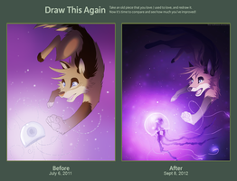 Draw This Again by NutkaseCreates