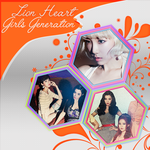 SNSD/Girl's Generation - Lion Heart Photopack by mayradias