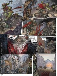 'The Dwarves' Vol. 1 - Page 4 by che-rigas