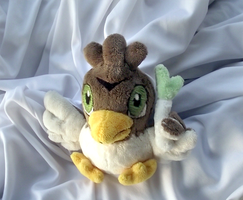 Farfetch'D Pokedoll by xBrittneyJane