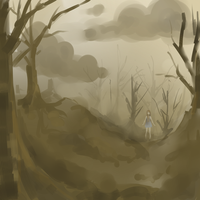 Scenery/background exercise by Mirachaan