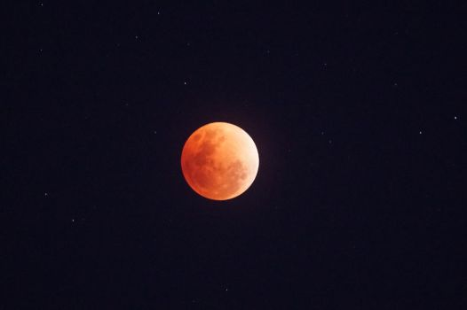 Super Blue Blood Moon by josephacheng