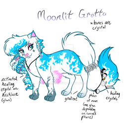 Moonlit Grotto REF by WitButch