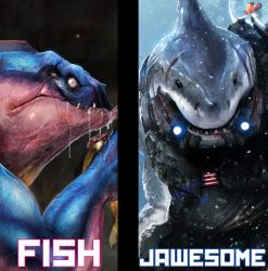 LMS PREVIEW 18-19 - FISH JAW by DanLuVisiArt