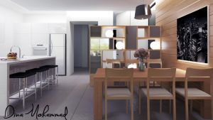 Private Apartment - 4 by dinamohammad