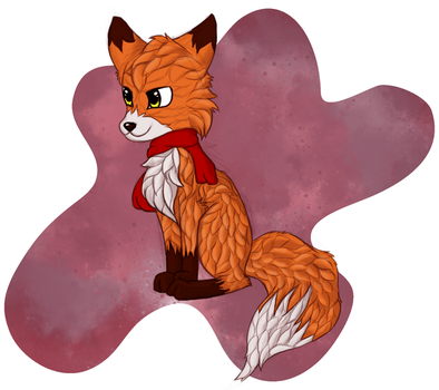 RedTeddy by MrsPepperseed