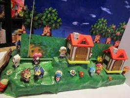 Animal Crossing Wii side 1 by manamanson