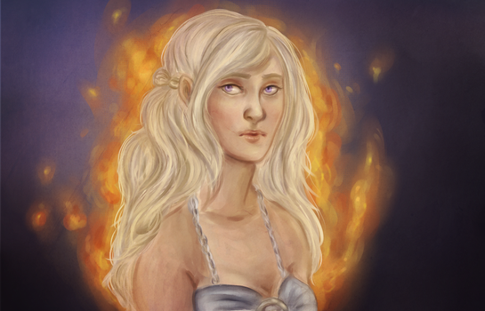 fire and blood by spiralbones