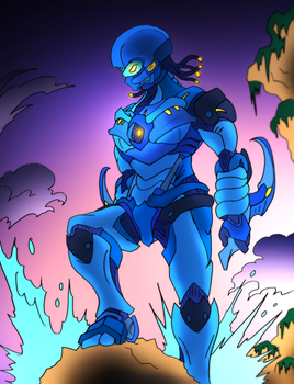 The Toa- Gali by NickinAmerica