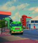 The colours of Curacao --.,- by burcyna