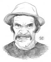Don Ramon by BezerroBizarro