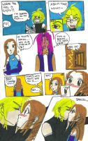 page 2 of Saiyuki comic by animegirlp