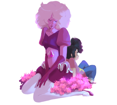Pink Diamond?? by Mioyeahbb