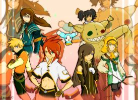 .::Tales of the Abyss::. by Launite