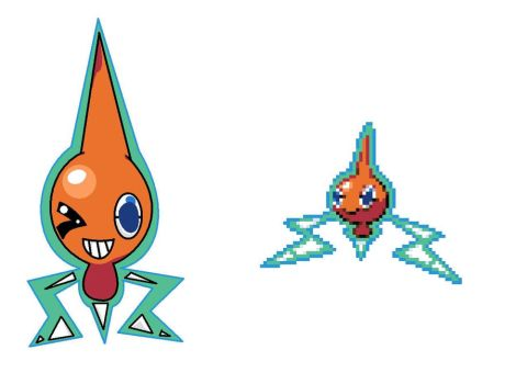 Rotom by WorldTraveler128