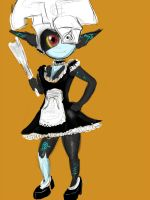 Midna Maid by Juni212