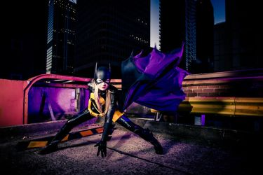 Batgirl III: Stephanie Brown by breathless-ness