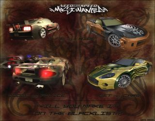 Need For Speed: Most Wanted by Someone124