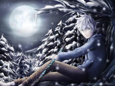 Jack Frost by ShionXeriawind