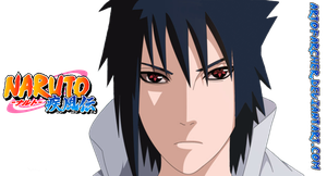 Sasuke Uchiha render by ArtOfArcher