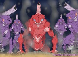 Genesect - The Paleozoic Insectnoid